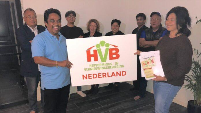 Hervormings en Vernieuwingsbeweging breidt vleugels uit naar Nederland