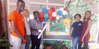 Jongeren in Opa Doelie geïnformeerd over SDG's