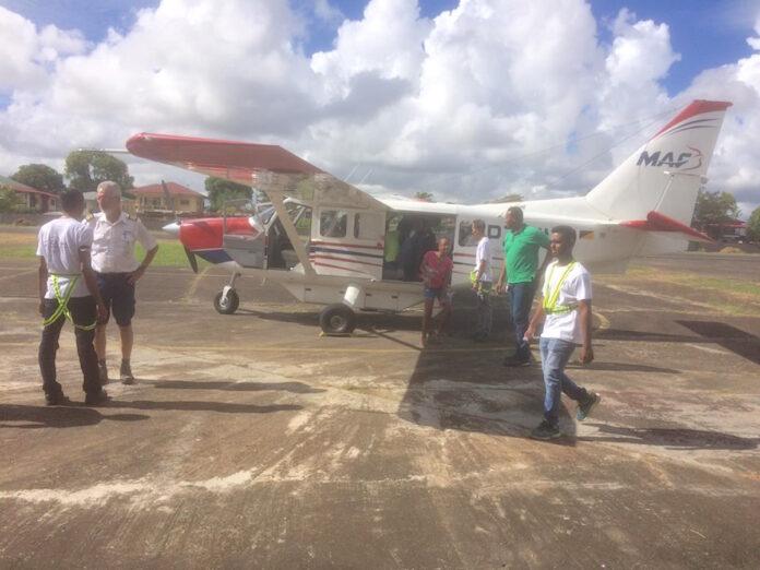 Surinaamse Zendings Vliegdienst viert 55-jarig bestaan
