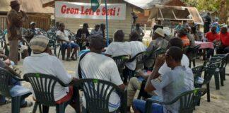 Pamaaka oneens over gezamelijke ondertekende grensverklaring met Ndyuka