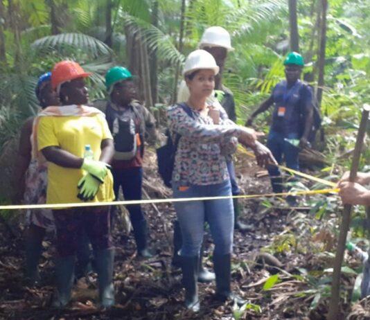 Suriname en Frans-Guyana wisselen podosiri-kennis uit