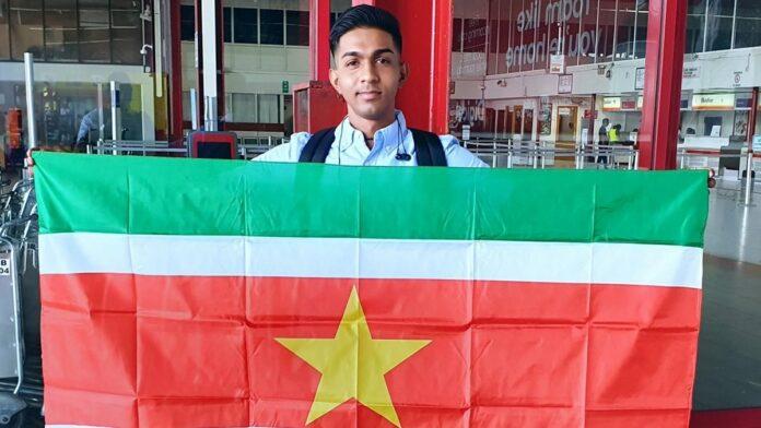 Suriname op WK Jeugd Dammen in Izmir, Turkije