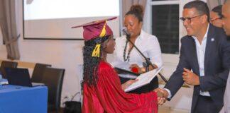 Studenten Beroepsopleidingen ontvangen Award van Rotary Club