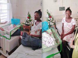 Vrouw in Suriname bevallen in auto voor hoofdkantoor RGD