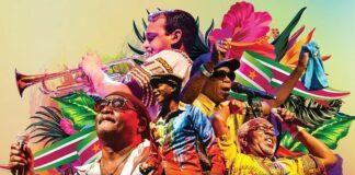 Eerste show Bigi Poku Toppers in Amsterdam reeds uitverkocht