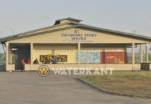 VIDEO: MS Canawaima volgende maand weer inzetbaar