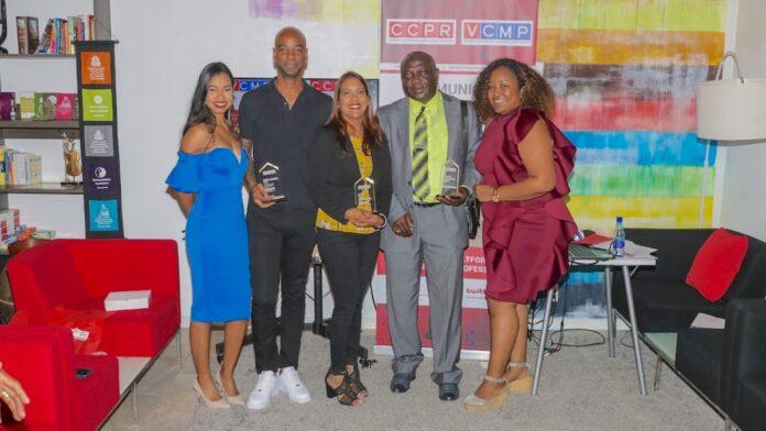 Uitreiking Communicatie Awards in Suriname