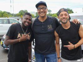 Jörgen Raymann en Tommie Christiaan naar Suriname voor Damaru's nieuwe clip