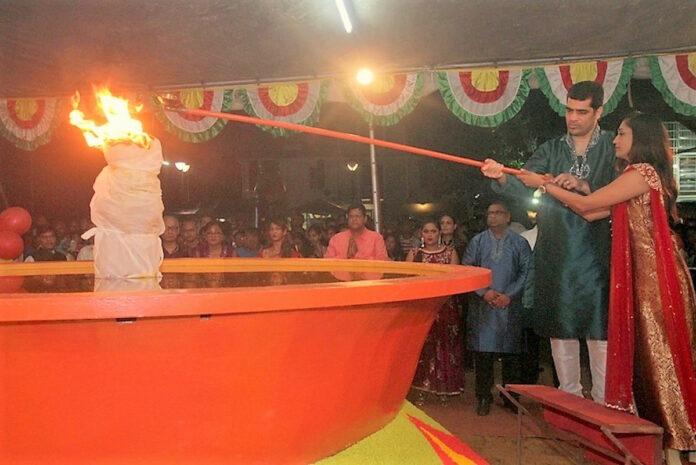 Nationale Divali viering op 27 oktober in Suriname