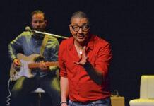 Jörgen Raymann op 29 december live te zien in Torarica Suriname