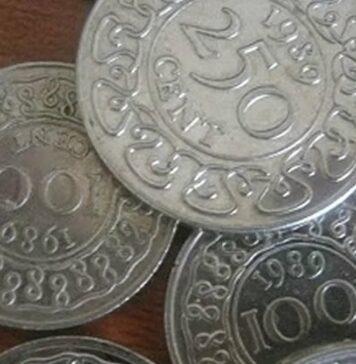 Introductie nieuw muntgeld in Suriname in voorbereiding