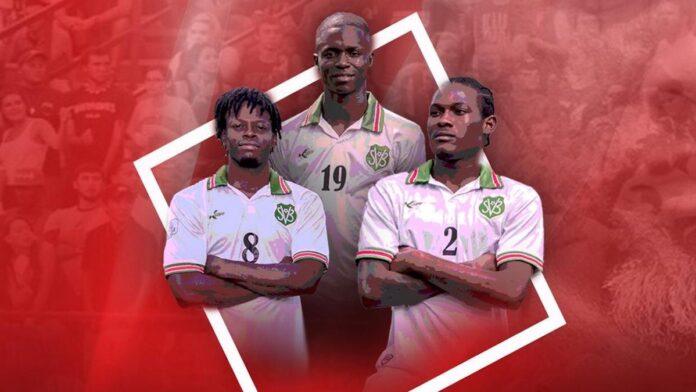 Suriname speelt gelijk tegen St. Vincent & the Grenadines