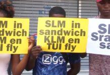 Nieuwe datum demonstratie van 'bezorgde SLM-burgers' bij KLM kantoor