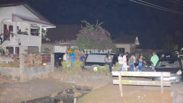 Vrouw dood te Kwatta, vermoedelijk roofmoord