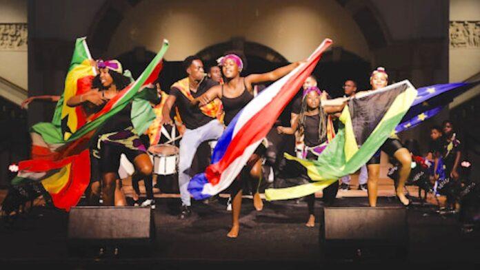 Opening Sabi Suriname in het Tropenmuseum