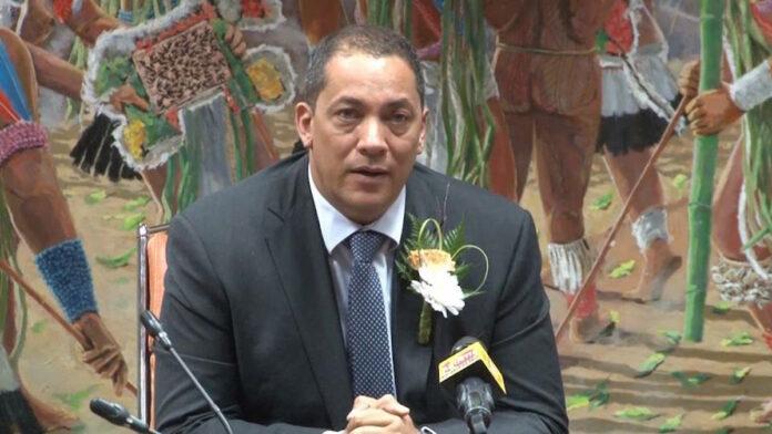 Governor van de Centrale Bank van Suriname (CBvS