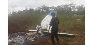 Verdwenen 'drugsvliegtuigje' vanuit Suriname naar Guatemala gevlogen?