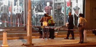 Zwerver dood aangetroffen in hartje Paramaribo