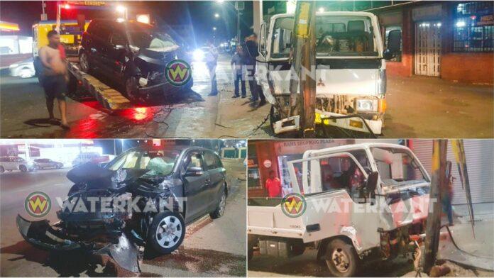 Autobestuurder verleent geen voorrang en veroorzaakt enorme schade-1
