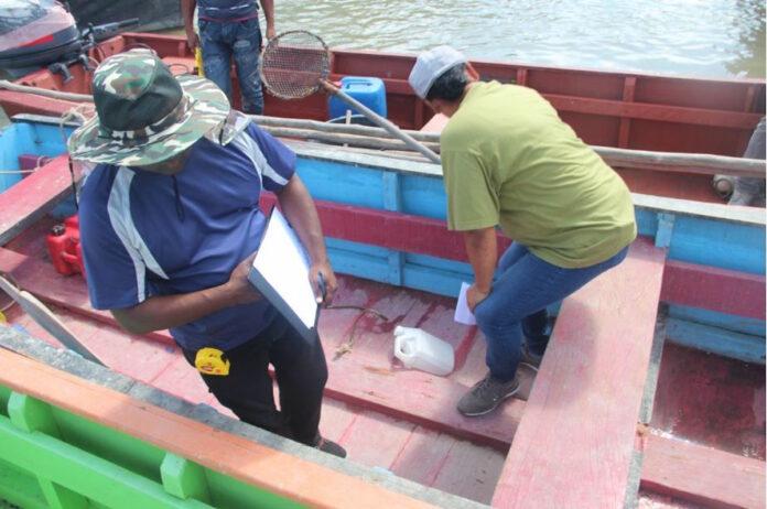 LVV start met inspectie van Surinaamse kust (SK) vaar- en vistuigen