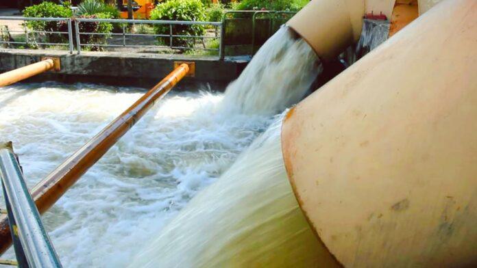 Pompgemaal Clarapolder opgestart om in waterbehoefte westelijke polders te voorzien