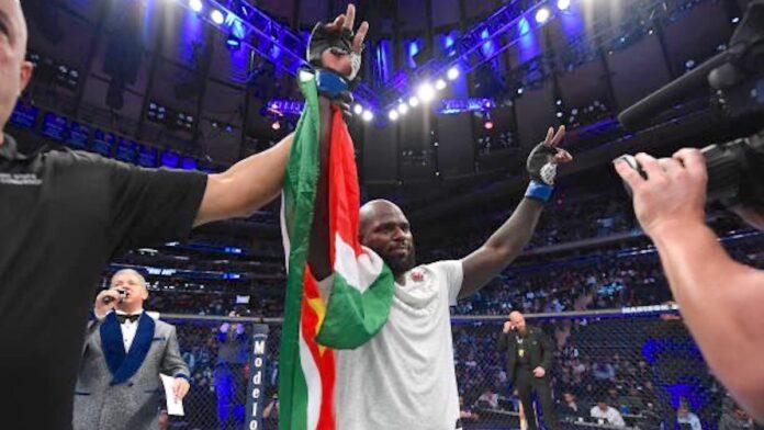UFC wil 'Bigi Boi' niet laten gaan en biedt nieuw contract aan