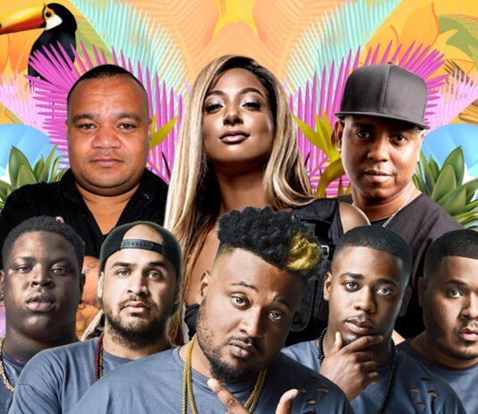 Carifesta Caribbean Party zaterdag 30 november met Passion