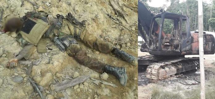 Doden bij roofoverval op goudkamp in Suriname