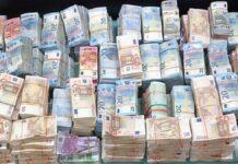 €19,5 miljoen van Suriname