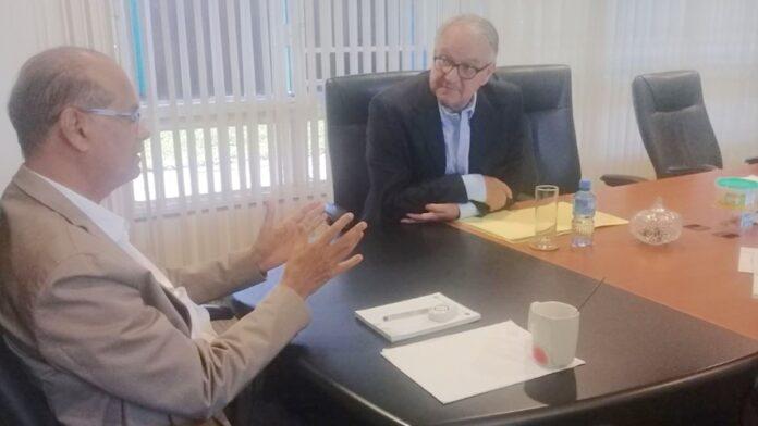 Suriname wil goederen naar Europa exporteren via Frans-guyana