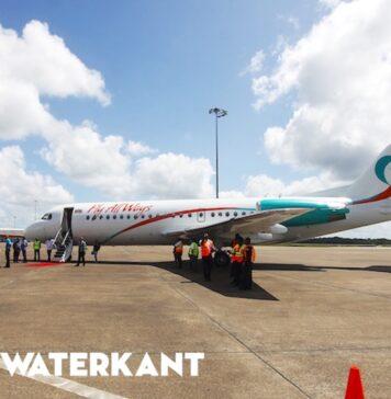 Fly Allways start met vluchten vanuit Suriname naar Haïti