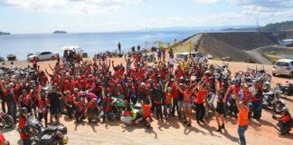 Gonini motorclub Suriname organiseert jaarlijkse Bikeweek