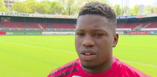 In Nederland geboren voetballer Nigel Hasselbaink wil uitkomen voor Suriname
