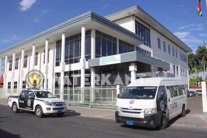 Vijf scholen vrijdag gesloten vanwege strenge beveiliging zitting 8-decemberstrafproces
