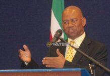 Surinaamse ex-minister Lackin overleden na ziekbed