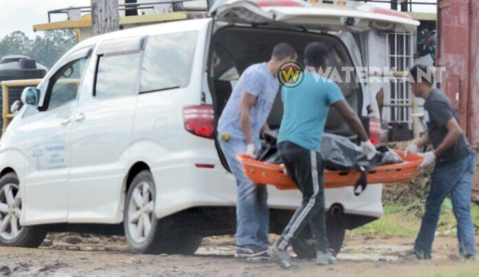 Lichaam van vermiste jongeman in Suriname rivier gevonden