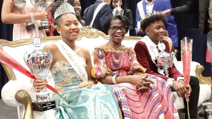 Winnaars Little Miss & Mister Kwakoe Verkiezing 2019