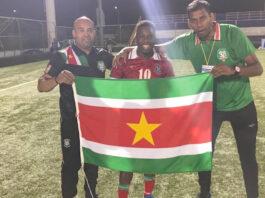 Deze acht Surinaams-Nederlandse profvoetballers kiezen voor Suriname