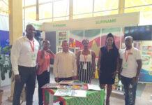 Suriname promoot producten op beurs in Cuba