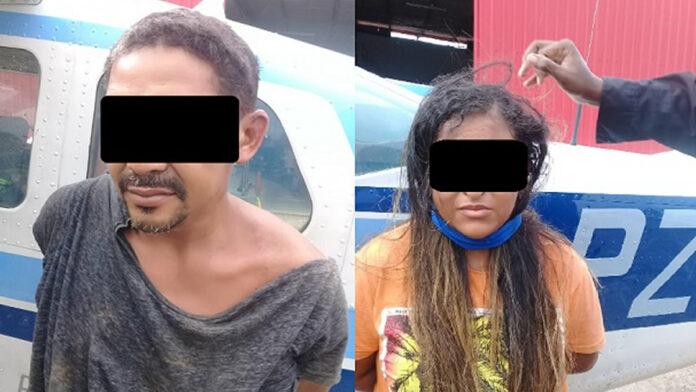 Braziliaanse man en vrouw aangehouden na roofmoord Mama Ndyuka gebied