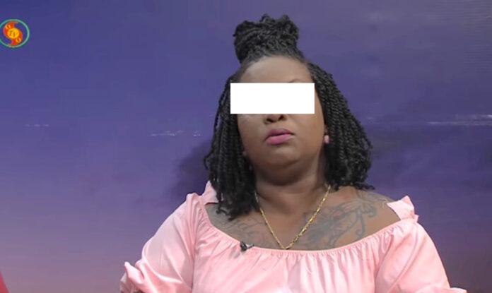 Gezochte vrouw verschijnt live op tv en kan worden aangehouden
