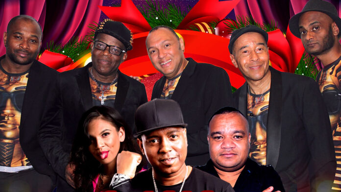 Pre-Christmas Party met Trafassi op zaterdag 14 december