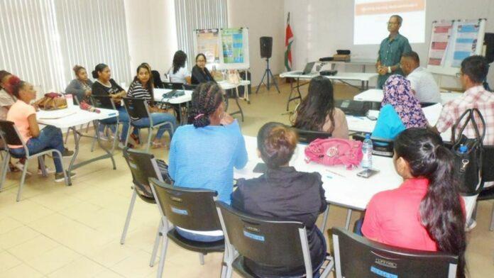 GAP-training voor melkboeren, studenten en belangstellenden