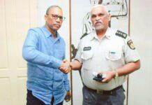 Nieuwe stempels voor Immigratie- en Vreemdelingendienst in Suriname