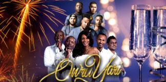 Owru Yari Warming-Up Party zaterdag 28 december