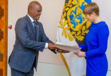 Suriname heeft voor het eerst ambassadeur in Estland