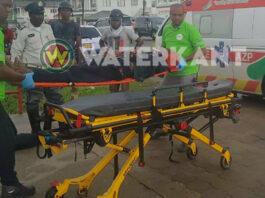 Zwaargewonde motorrijder op intensive care na eenzijdig ongeval