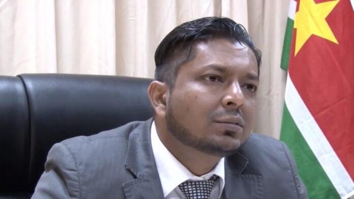 Abdoel: 'Er is economische stabiliteit en economische groei te merken in Suriname'