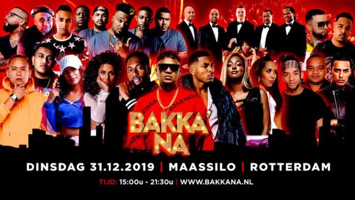 Grootste en gezelligste Owru Yari viering van Nederland op BakkaNa in Rotterdam