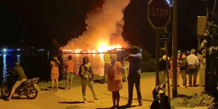 Korps Politie Suriname geeft identiteit slachtoffers brand Lawagebied vrij